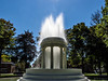 Brooks Memorial Fountain, Marshall, Michigan