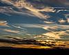 Tucson sunset near the winter solstice (10x8 AR crop)